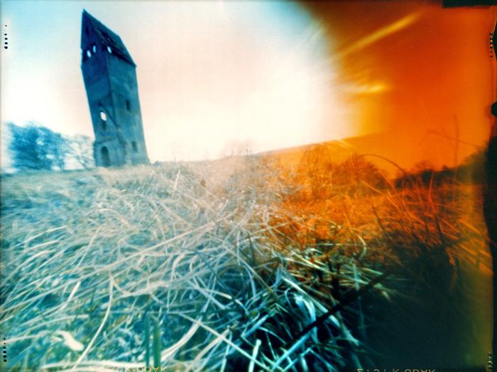 Lochkamerafotografie Ten Years After | Herbert Böttcher