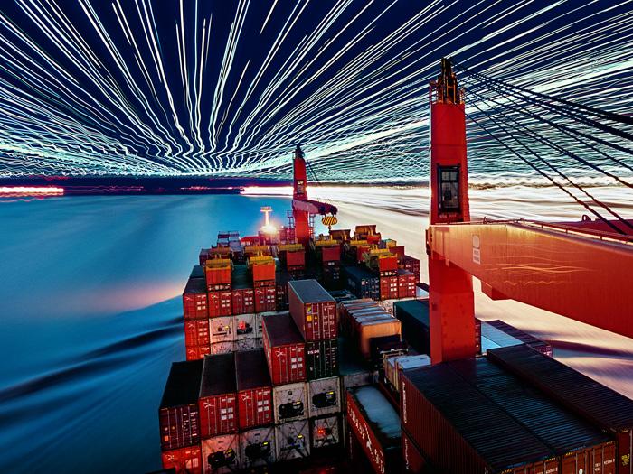 Seamotion, Reederei Hamburg Süd | Herbert Böttcher
