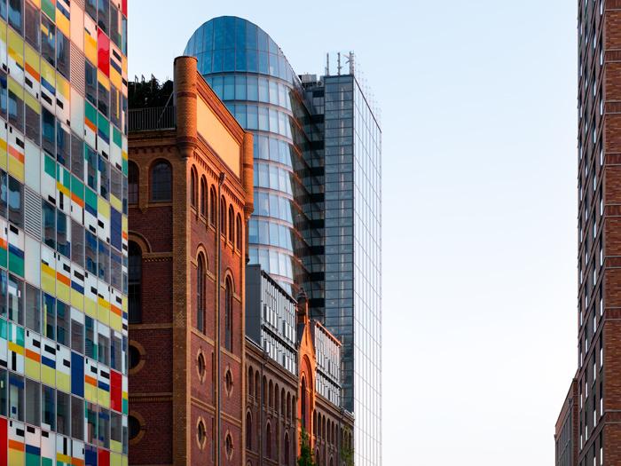 Duesseldorf Architektur architecture _ Herbert Boettcher